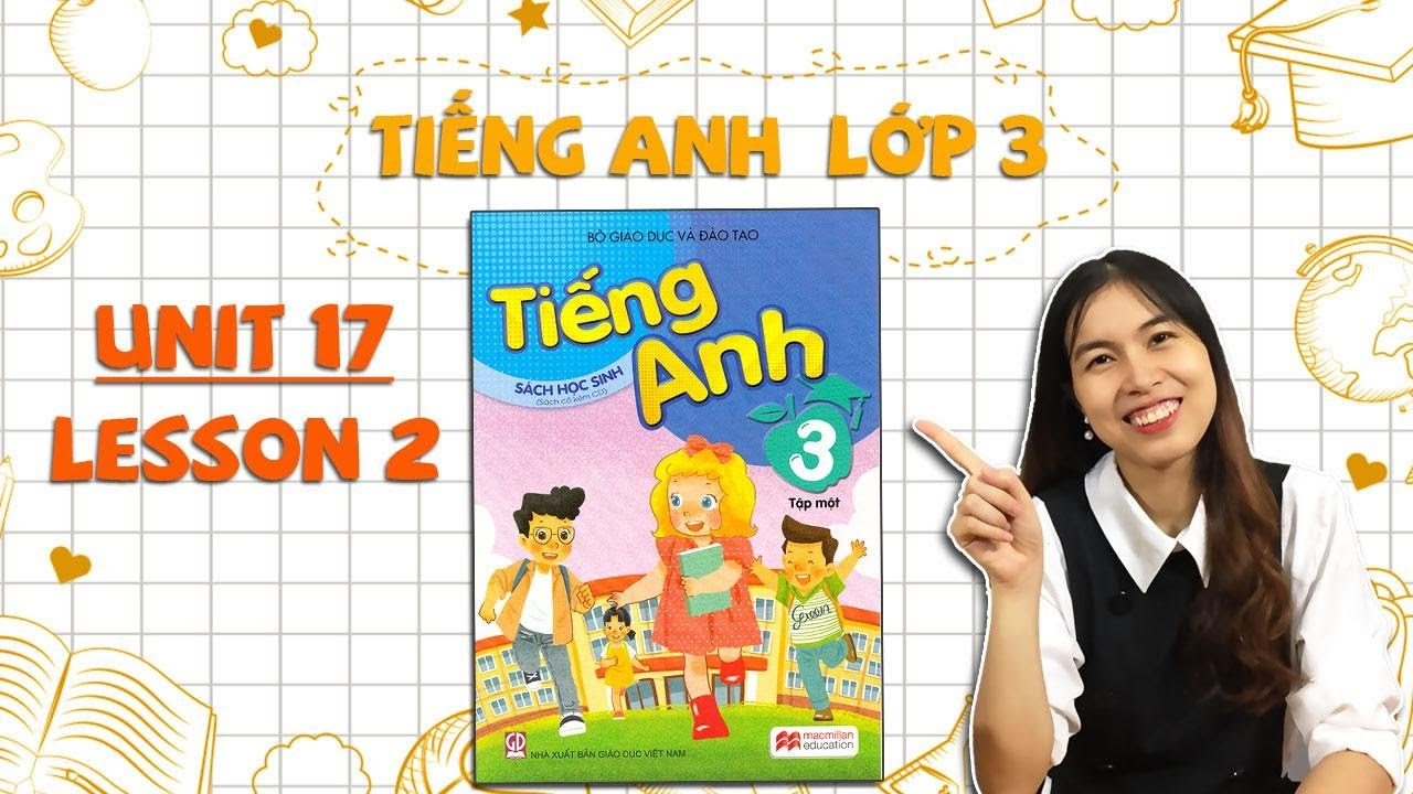 Học tiếng Anh lớp 3 - Unit 17. What toys do you like? - Lesson 2 - THAKI