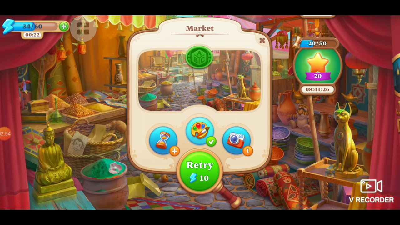 Học tiếng Anh qua game Manor Matters 3 | Easy Game